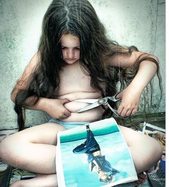 Hunger Games Body Image