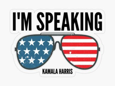 """I'm Speaking-Vice President Kamala Harris"